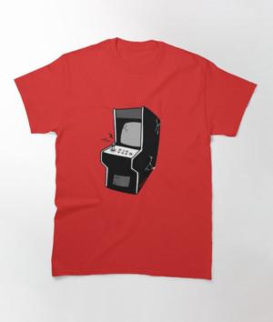 Arcade & POP Culture T-Shirts