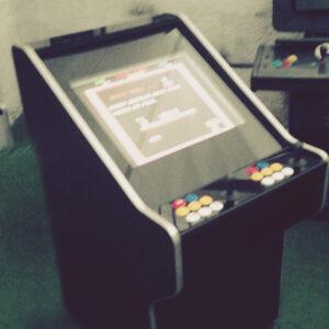 Sit Down Arcade Cabinets